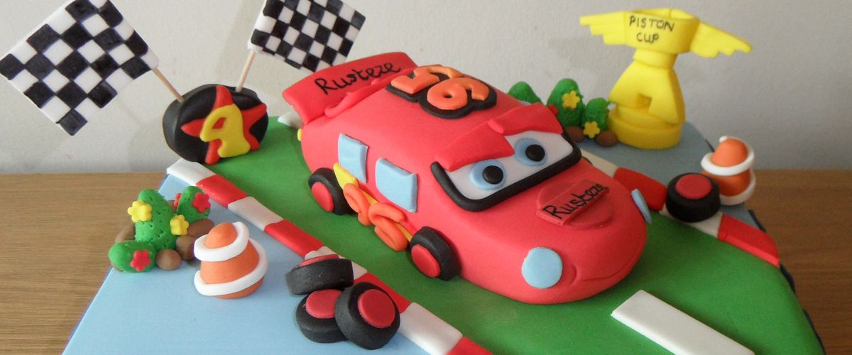 Childrens Cars Cakes Georgina S Cakes